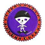 Wilton 415-0442 Halloween Spooky Pop Standard Baking Cups, 75 Count