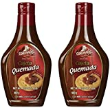 Coronado Cajeta Quemada - Regular Flavor (Squeeze Bottle) 23.3 oz (Pack of 2