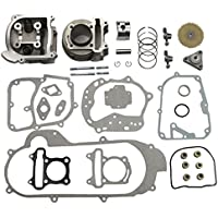 GOOFIT Big Bore Cylinder Rebuild Kit for GY6 50cc 139QMB...