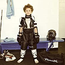 Tron-X Deluxe Protective Youth 10-piece Hockey-Kits (Youth L/XL)
