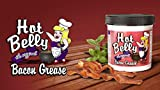 hot belly bacon grease 1-11ounce by hot belly used on the paleo diet free pdf cookbook with each order (1 pack)