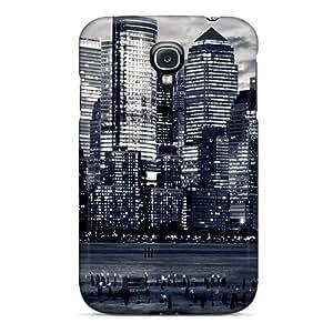 Galaxy S4 Case Bumper Tpu Skin Cover For City8 Accessories