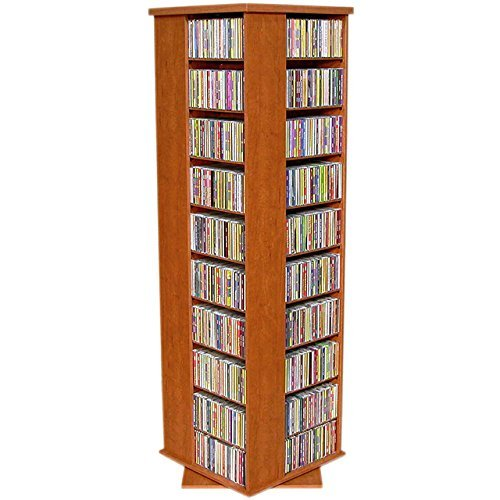 - Venture Horizon Revolving Media Tower 1000 Cherry