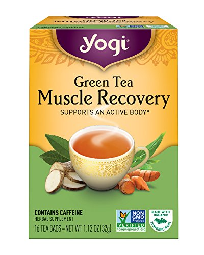 yogi green tea energy - 7