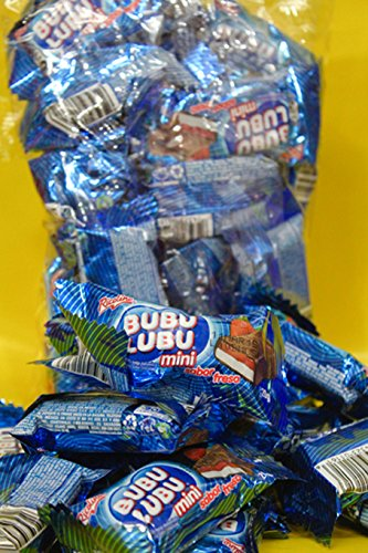 Mini Bubulubu Chocolate Candy 24 Ct.