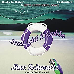 Just Add Trouble Audiobook
