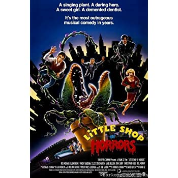 little shop of horrors movie poster 24x36in prints posters prints. Black Bedroom Furniture Sets. Home Design Ideas