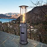 Bond Manufacturing Steel Outdoor Rapid Induction Area Heater, 46k...
