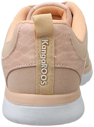 Kangaroos 6007 frost Ii Sneaker Rosso Pink Donna Bumpy F0rPwqx4F