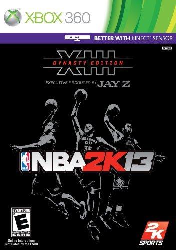 NBA 2K13 (Dynasty Edition) -Xbox 360 by 2K Sports