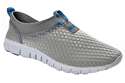 Deer Summer Flat Air Shoes ,Mesh shoes,Running,Exercise,Drive,Athletic Sneakers Blue EU45