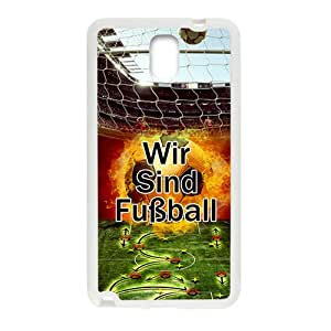 Wir Sind Football Hot Seller Stylish Hard Case For Samsung Galaxy Note3