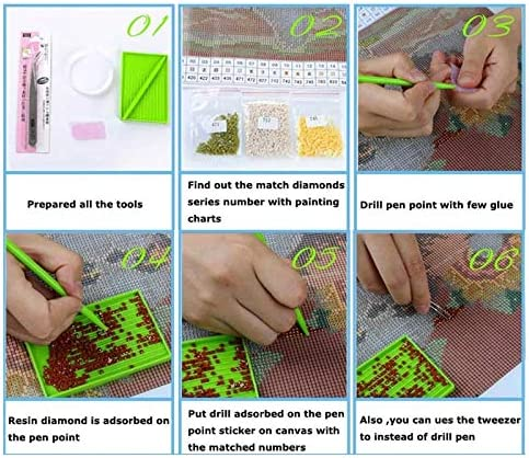 YUMEART DIY Daimond Dotz Carrots Letters Painting Diamond Embroidery Vegetables and Strawberry Rhinestones Mosaic Kits Fashion Home Furnishing