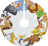 RNK Shops Animals Tree Skirt (Personalized)
