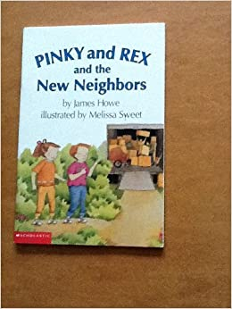 Book Pinky and Rex and the New Neighbors