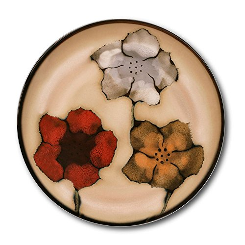 Pfaltzgraff Painted Poppies Trivet, 6-Inch -