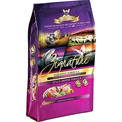Zignature Zssentials Small Bites Formula
