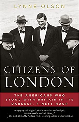 Citizens of London book cover
