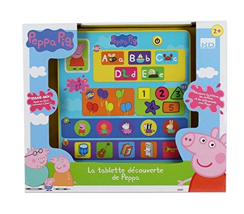 Peppa Pig Kd - S1137 - Tablette Découverte
