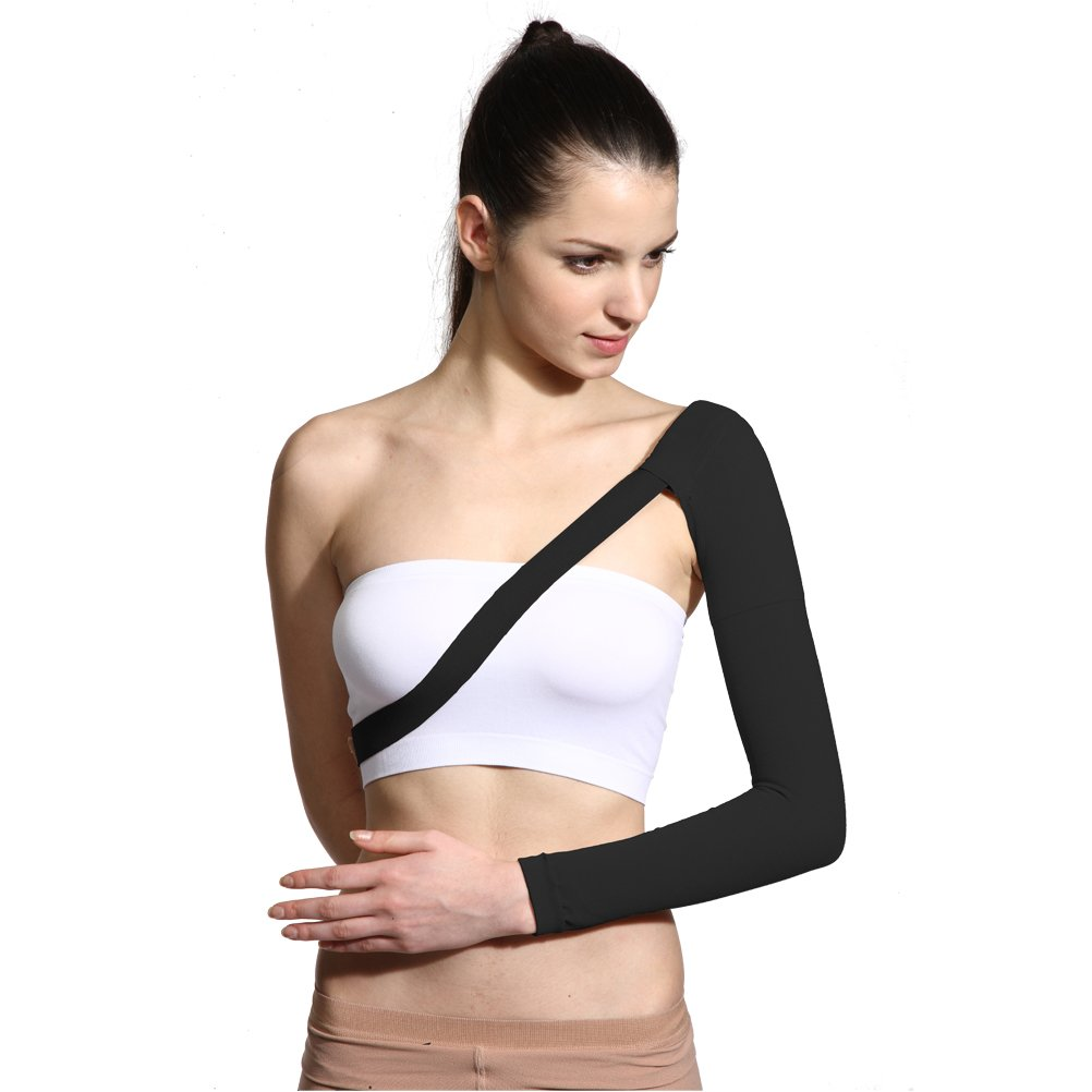 Carer Post Mastectomy Compression Arm Sleeve 20-30 mmhg Anti Swelling Support Edema Swelling Lymphedema by Carer
