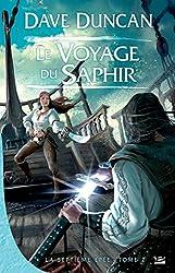 Le Voyage du Saphir: La Septième Épée, T2