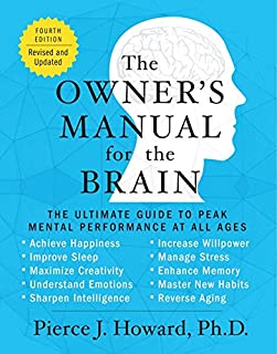 the owner s manual for the brain everyday applications from mind rh amazon com Instruction Manual Example Instruction Manual Example