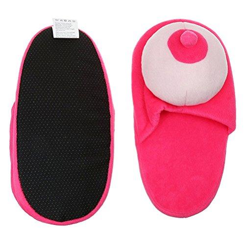 PIXNOR Novelty Slippers para despedidas de soltera despedida de soltero
