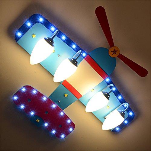 Leihongthebox Ceiling Lights lamp Children light aircraft main ceiling light ceiling lamp for Hall, Study Room, Office, Bedroom, Living Room,600500mm by Leihongthebox (Image #3)