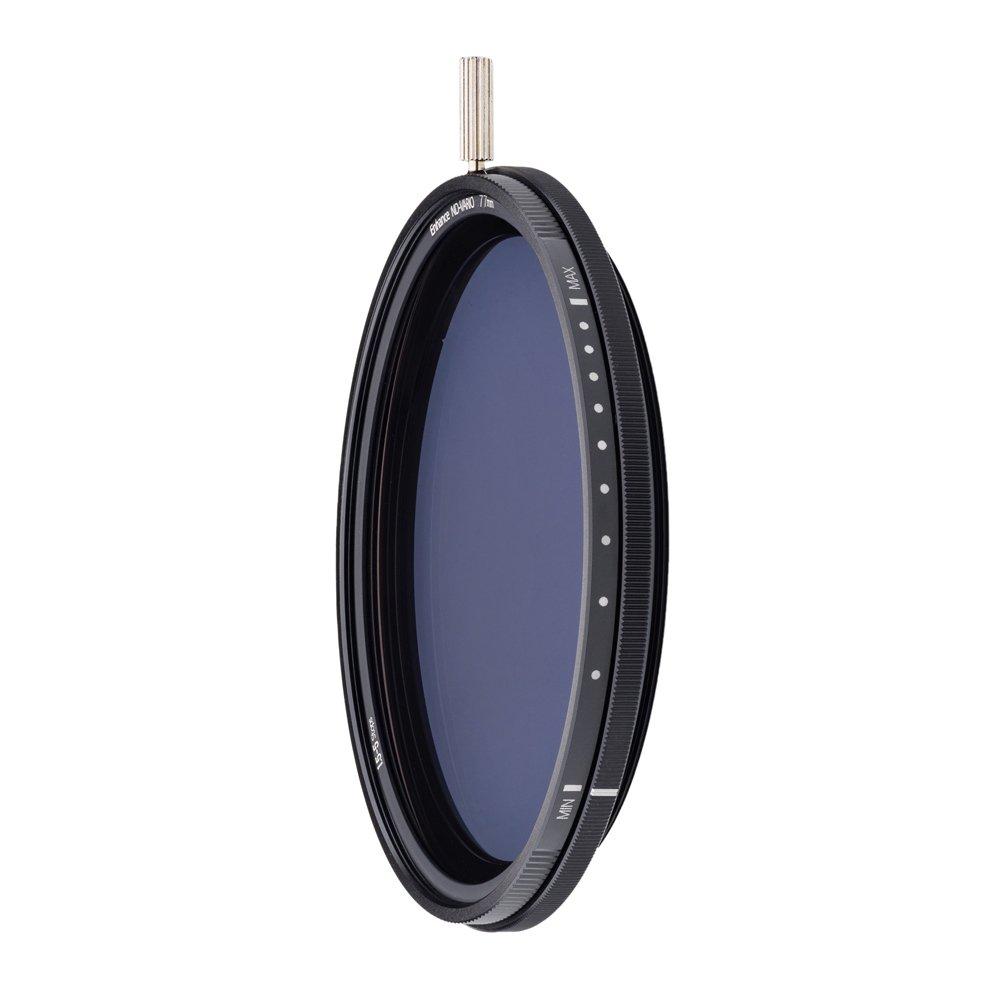 NiSi 72mm Enhanced Variable ND 1.5-5 Stops Pro Nano Coating