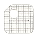 Rohl WSG6327LGBS Wire Basin Rack for the Large Basins, Biscuit