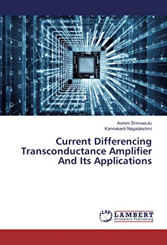 (Current Differencing Transconductance Amplifier And Its Applications )