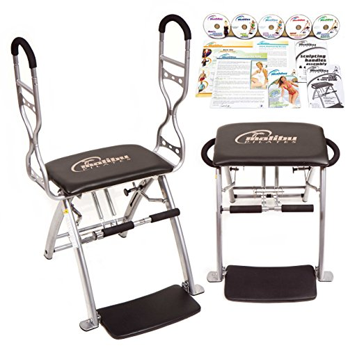 (Malibu Pilates Chair - Accelerated Results Package)