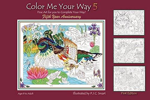 Color Me Your Way 5 ebook