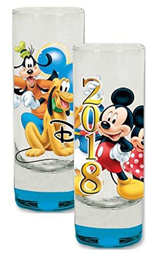 Disney 2018 Sure Shots Mickey Minnie Pluto Donald Goofy Coll