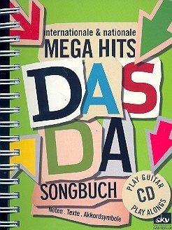 LA DA - Cancionero Incl. CD tocar la guitarra con acerca de 170 internacional &