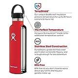 Hydro Flask Skyline Series Water Bottle, Flex Cap - 21 oz, Sky