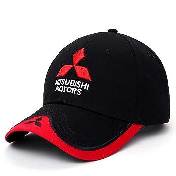 LKJH Gorra de beisbolMitsubishi Hat Gorras De Coche Moto Racing ...
