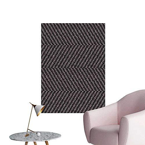 (SeptSonne Wall Decals Wool twee Fabri Texture Environmental Protection Vinyl,20