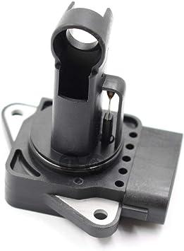 For Toyota Lexus Scion Pontiac Mass Air Flow MAF Meter Sensor 22204-22010 Black