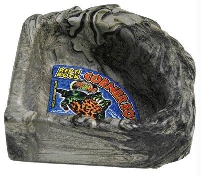Zoo Med Laboratories - Repti Rock Corner Box- Assorted Large - KB-40