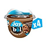 joyböl Smoothie Bowls, Chocolate Hazelnut, Easy Breakfast, Non-GMO, 4 Count