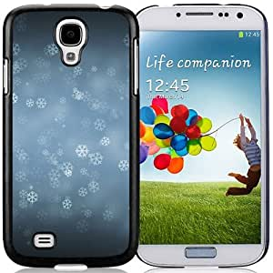 New Beautiful Custom Designed Cover Case For Samsung Galaxy S4 I9500 i337 M919 i545 r970 l720 With Snow Flower Phone Case