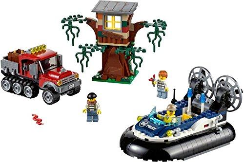 LEGO City Hovercraft Arrest 60071