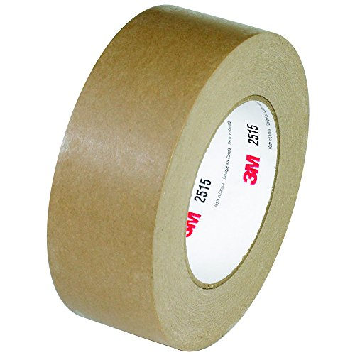 (BOX BT947251512PK 3M 2515 Flat Back Tape, 2