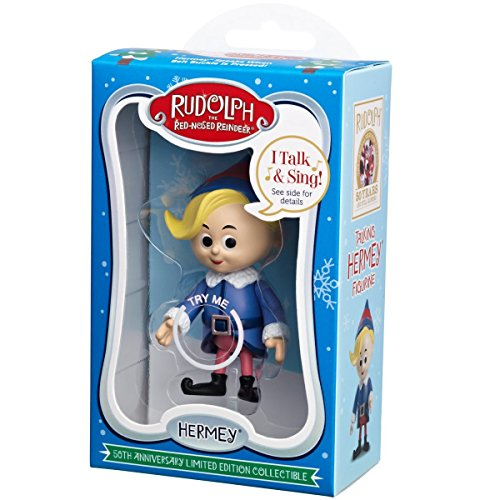 Rudolph the Red-Nosed Reindeer 50th Anniversary Limited Edition Collectible- ()
