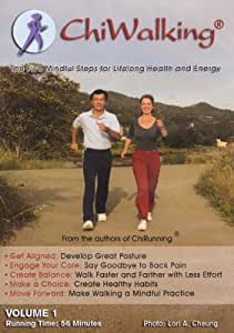 ChiWalking DVD: The Five Mindful Steps for Lifelong Health and Energy