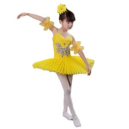 YONGMEI Traje de Baile - Falda de Ballet Swan Lake Falda ...