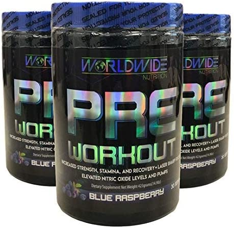 Worldwide Nutrition Sport Line Pre-Workout 30 Servings