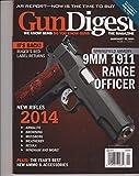 springfield range - GUN DIGEST Magazine Jan 2014, NEW RIFLES 2014, SPRINGFIELD ARMORY 9MM 1911 RANGE