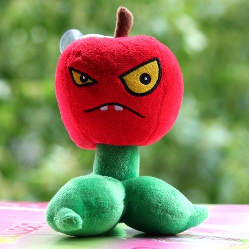 Plants Vs Zombies Garden Warfare Plush Toy Cherry Bomb PVZ Soft Doll ...